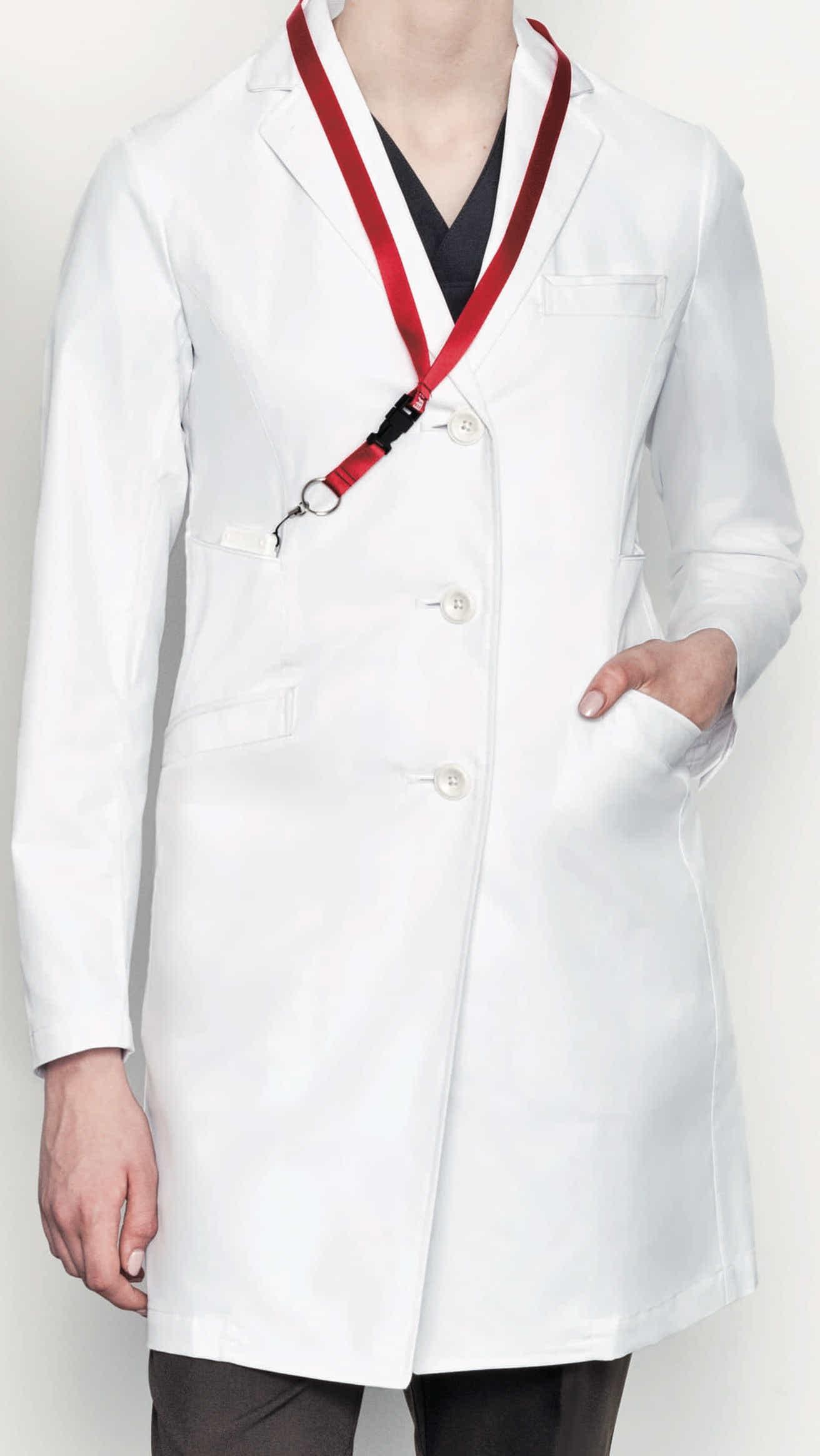 ミズノのドクターコート(MZ0136)