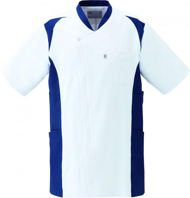 ミズノのスクラブ白衣(MZ0111)